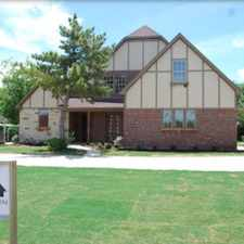 Rental info for 3547 S Hills Ave in the Fort Worth area