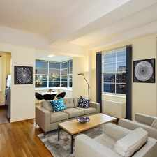 Rental info for 21 West Street in the New York area