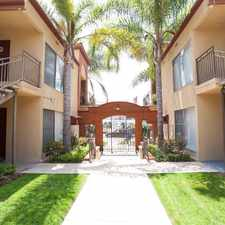 Rental info for Pacific Rose Apartments in the Culver City area