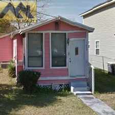 Rental info for 816 Rushing St in the Jacksonville area