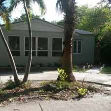 Rental info for 110 Northeast 46th Street in the Miami area
