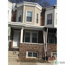Rental info for Nice freshly remodeled 3 bedroom house. Features new windows kitchen bathroom floors and nice little deck in the Olney area