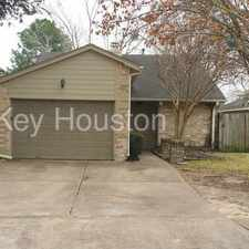 Rental info for 19911 Stoney Haven Drive Cypress TX 77433 in the Houston area