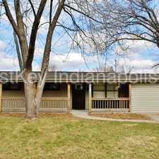 Rental info for 1860 Alton Street in the Indianapolis area