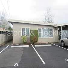 Rental info for Charming 1x1 in Keizer! Quiet Neighborhood!! On-Site Laundry! Pet Friendly!! in the Salem area