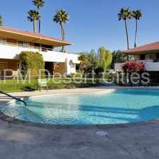 Rental info for One Bedroom Condo in Palm Springs Villas I