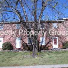 Rental info for Large Townhouse with GREAT location in Easley!.