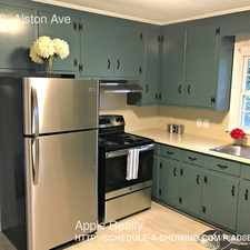 Rental info for 4216 S. Alston Ave in the Durham area