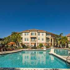 Rental info for Solano at Miramar in the Pembroke Pines area