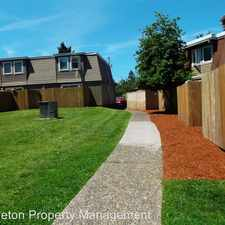 Rental info for 2601 Rossiter Lane in the Portland area