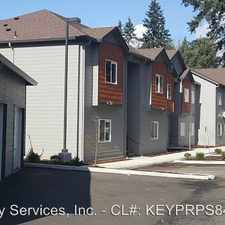 Rental info for 4705 NE Leverich Park Way in the Vancouver area