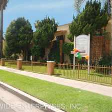 Rental info for 8427, 8437 Tobias Ave. in the Los Angeles area
