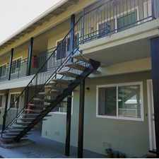 Rental info for California Street Luxury Apartments in the Santa Clara area