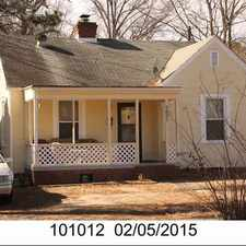 Rental info for Cute Home Right Off Of Guess Rd. in the Durham area