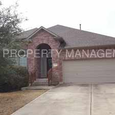 Rental info for 4334 Angelico Ln in the Round Rock area