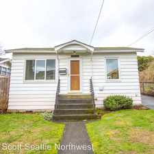 Rental info for 7313 33rd AVE NE in the Bryant area