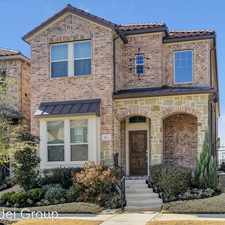 Rental info for 6611 Deleon St in the Dallas area