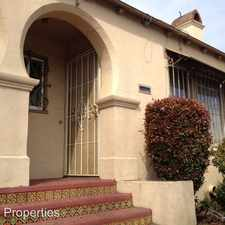 Rental info for 4305 Adeline in the Oakland area