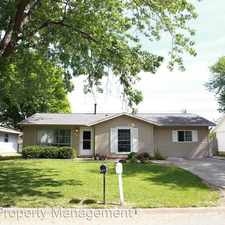 Rental info for 1426 Dillon Drive