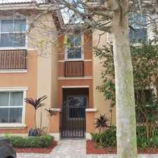 Rental info for 12108 Southwest 28th Street in the Miramar area