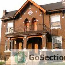 Rental info for North City, 1-Bdrm, 1st Floor Apartment in the St. Louis area