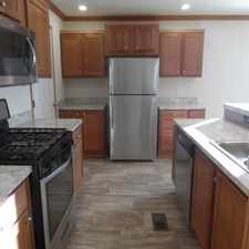 Rental info for BRAND NEW 4 BEDROOM HOME W/TWO LIVING SPACES