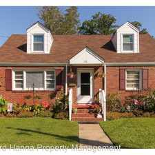 Rental info for 722 A Dudley Avenue in the Norfolk area