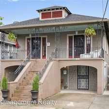 Rental info for 2818 O'Reilly in the New Orleans area