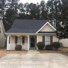 Rental info for 4517 Derryclare Lane in the Augusta-Richmond County area