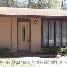 Rental info for 6009 Morrow St in the Jacksonville area