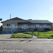Rental info for 6124 Georgia Drive in the Foothill Farms area
