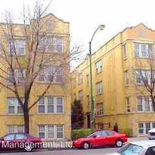 Rental info for 4823 W. Addison St. #Gdn B in the Portage Park area