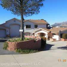 Rental info for 1450 Terrace View Drive