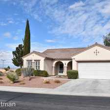 Rental info for 2548 Thatcher Ave in the Henderson area