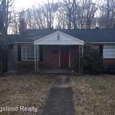 Rental info for 5042 Valley Stream in the Madison Park area
