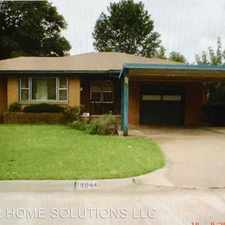 Rental info for 2044 NW 47TH ST in the Oklahoma City area