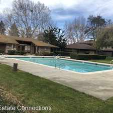Rental info for 215 West Red Oak Drive, Unit L in the San Jose area