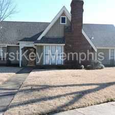 Rental info for 4484 Westbury in the Memphis area