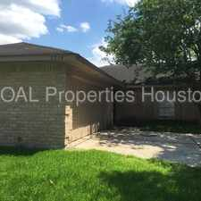 Rental info for Wonderful 3/2 Home!! in the Houston area