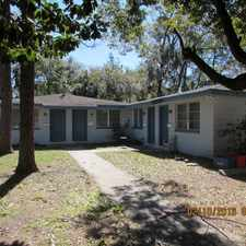 Rental info for 1401 Northwest 5th Avenue in the Gainesville area