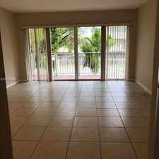 Rental info for 7713 Southwest 88th Street #A215 in the Pinecrest area