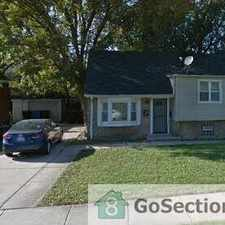 Rental info for Great Space - LARGE Yard - Beautiful Home! in the South Deering area