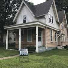 Rental info for 101 S. Walnut St. in the Historic West-Side area