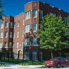 Rental info for 7800 S. Ridgeland Avenue in the Chicago area