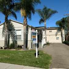 Rental info for 2 Bedroom, with off street parking & laundry on site! in the San Diego area