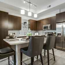 Rental info for Cantabria at Turtle Creek Apartments in the Dallas area