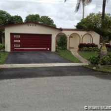 Rental info for 9325 Northwest 24th Place in the Pembroke Pines area