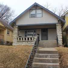 Rental info for Large 4Br Close To Downtown in the Kansas City area
