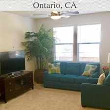Rental info for New Home, The Same As The Model Home. Pet OK! in the Ontario area