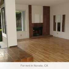 Rental info for Convenient Location 2 Bed 1.50 Bath For Rent. W... in the Novato area